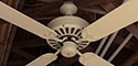 Six Blade Variable Speed Ceiling Fan