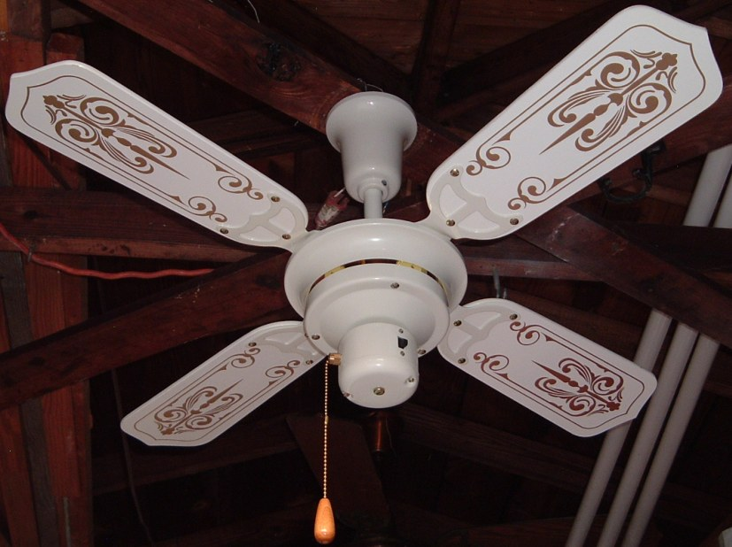 products geteng ceiling with fan retractable light