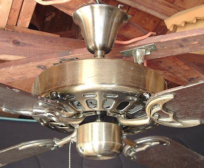 Carroway Ceiling Fan Model Ef200