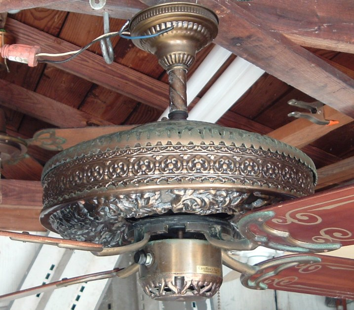 Casablanca Columbia Ii Ceiling Fan
