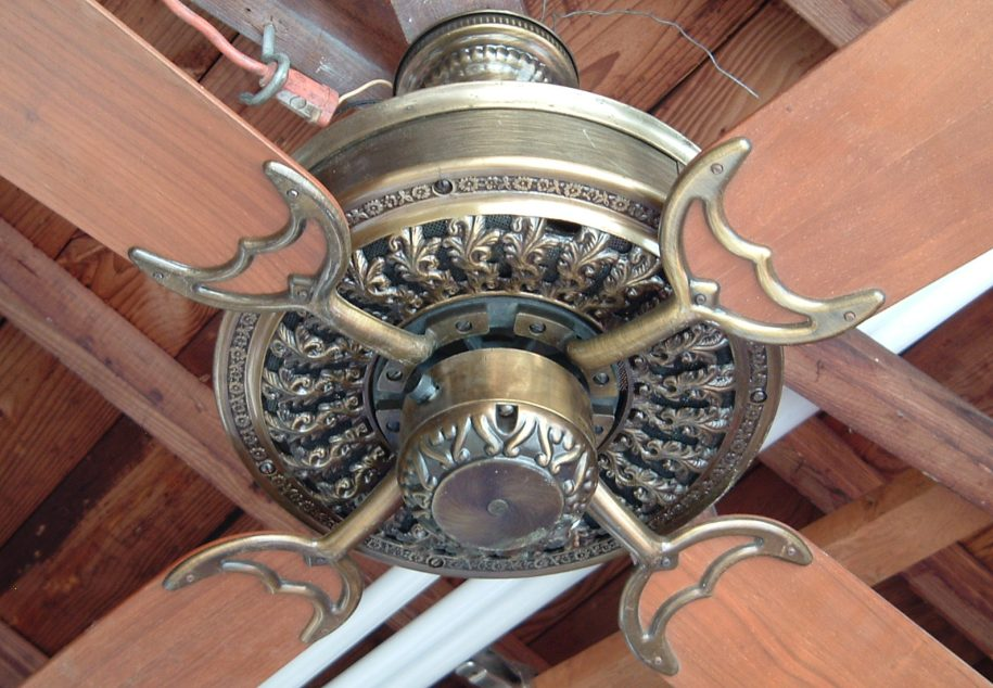 Casablanca Victorian Ceiling Fan