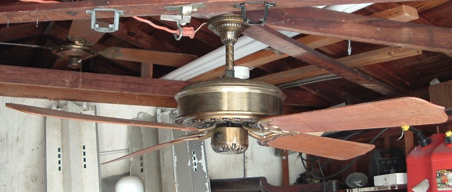 Casablanca Victorian Ceiling Fan