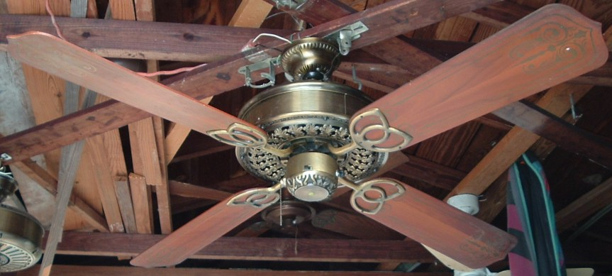 Casablanca Victorian Ceiling Fan Hang True