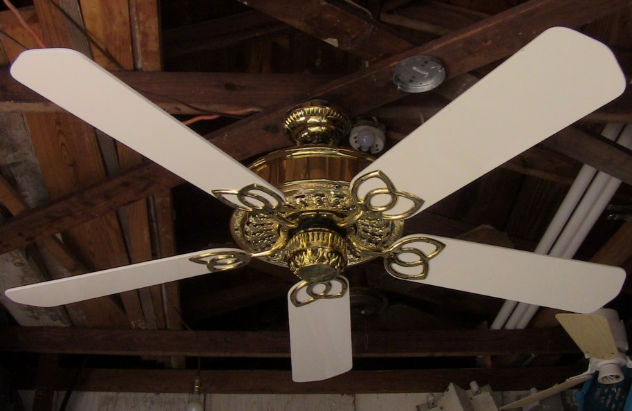 Casablanca Victorian Inteli-Touch Ceiling Fan Information
