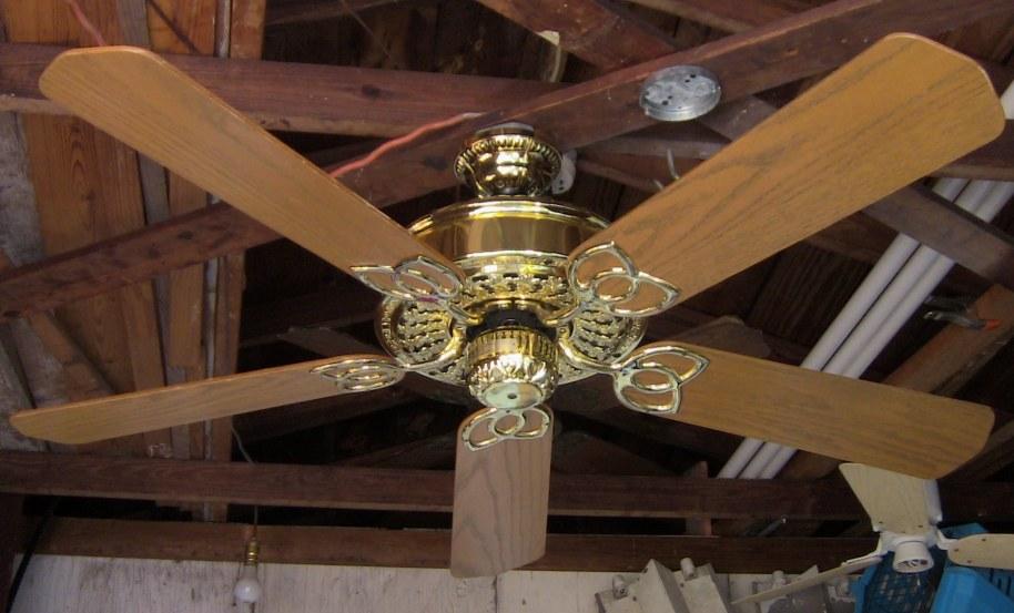 Casablanca Victorian Inteli Touch Ceiling Fans