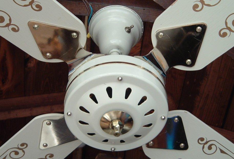 Chu Pang Industrial Co Ltd Ceiling Fans Model Cp 4801wl