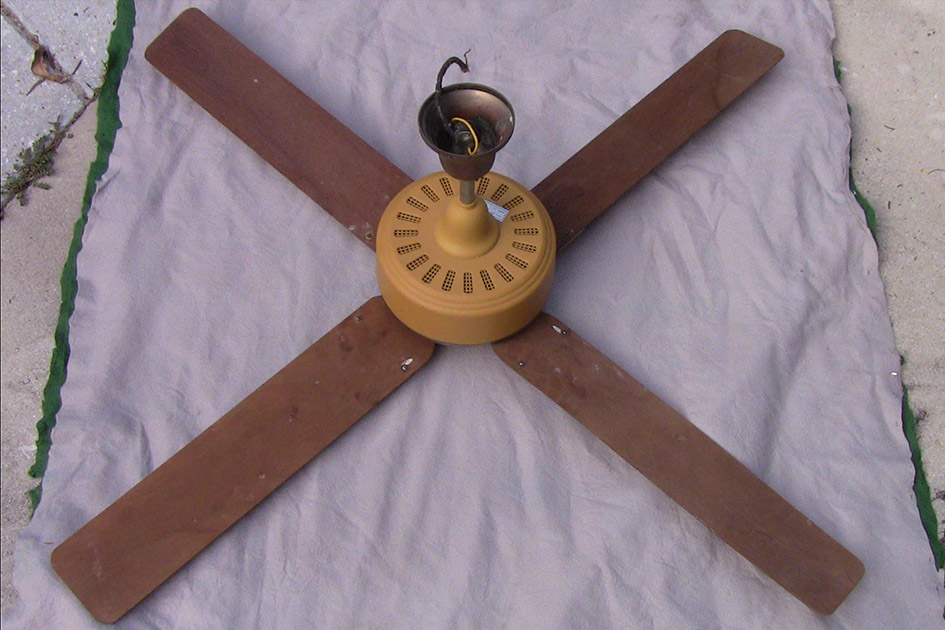 Classic Ceiling Fan Gear Drive Ceiling Fan