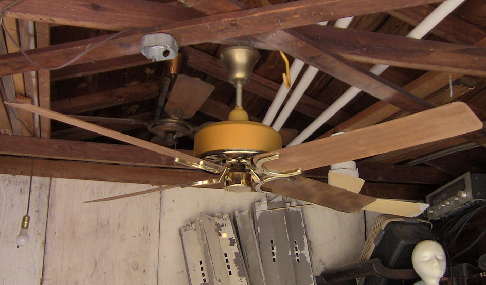 Shaft Driven Ceiling Fan : Classic ceiling fan gear drive
