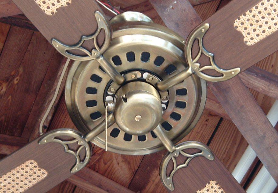 Classic Concept Ceiling Fan