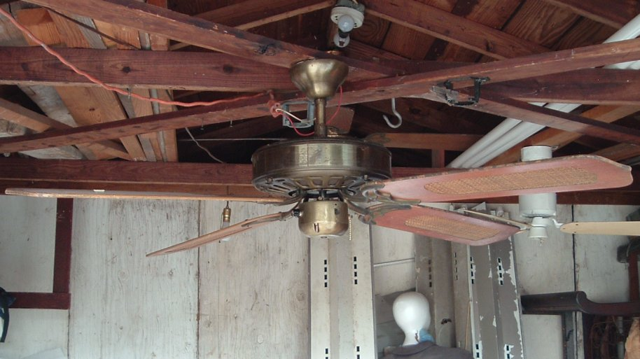 Antica Codep Model A Ceiling Fans