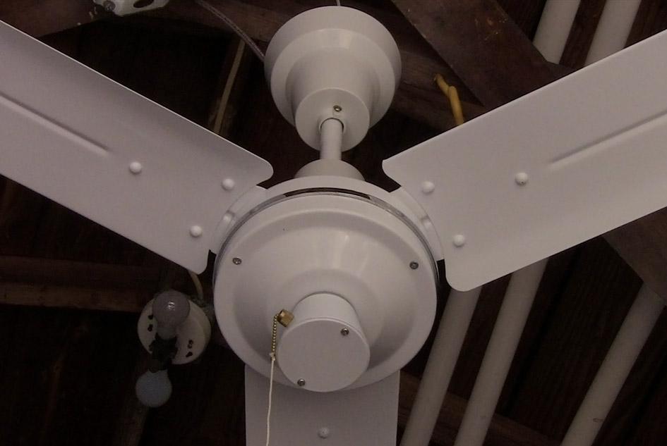 Dayton Commercial 56 Inch Ceiling Fan Model 3c691a