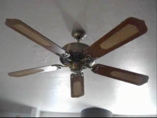 early five blade ceiling fan