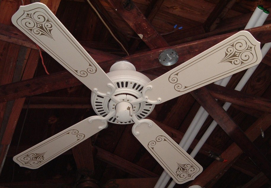 Emerson 1895 series ceiling fan cat no cf4052w04 added 2 21 2013 mozeypictures Choice Image