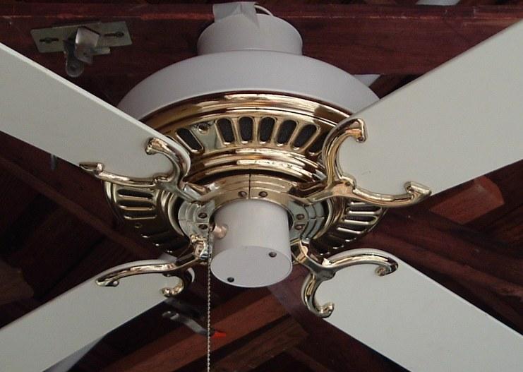 Emerson 1895 Series Ceiling Fan Cat No Cf4152w02