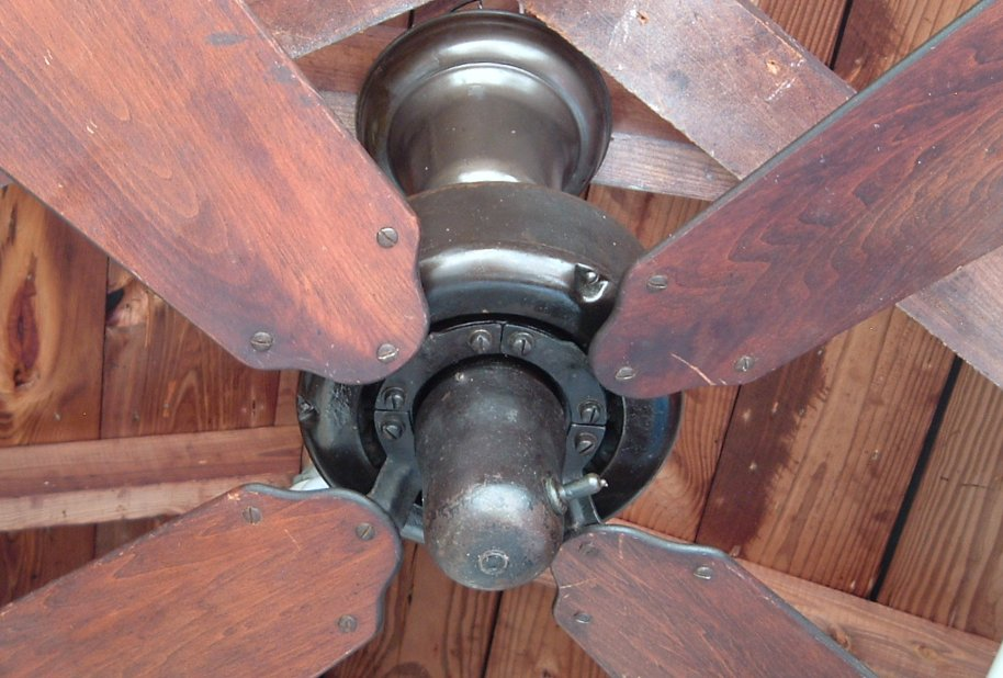 Antique Emerson Electric Late 1930 S 36 Inch Ceiling Fan