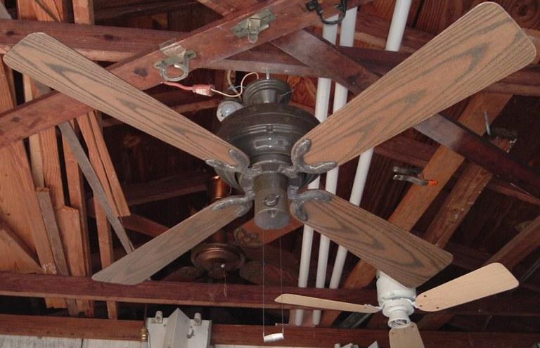 Emerson Casablanca Friction Drive Ceiling Fan Model Cf524