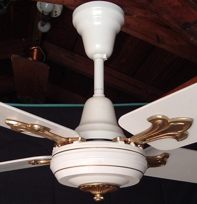 Encon Crompton Greaves High Breeze Ceiling Fans Model 1200mm