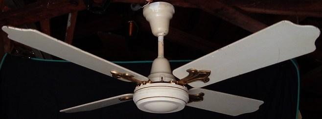 Encon Crompton Greaves High Breeze Ceiling Fan Model 1400mm