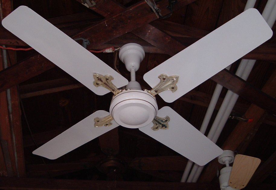 Encon Crompton Greaves High Breeze Metal Blade Ceiling
