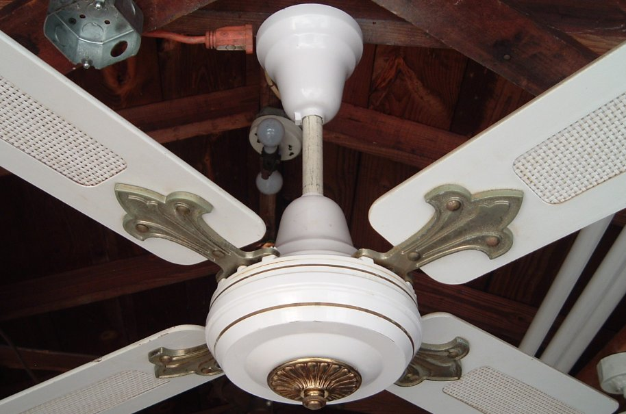 Encon Crompton Greaves High Breeze Ceiling Fans Model 1200mm