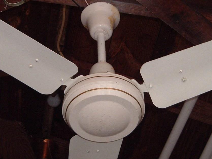 Encon Crompton Greaves Industrial Ceiling Fan Model
