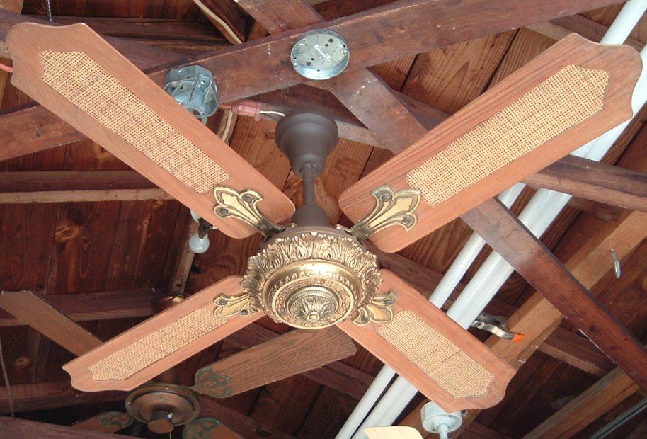 Encon Crompton Greaves High Breeze Ornate Ceiling Fan