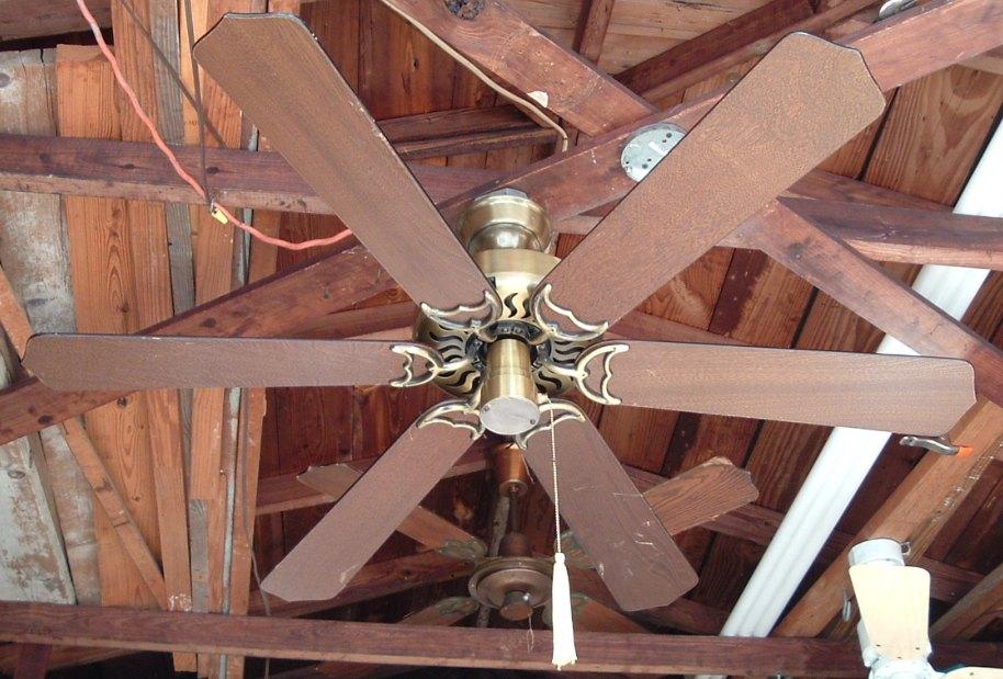 Encon Indutries Inc Ceiling Fan Model Am 1