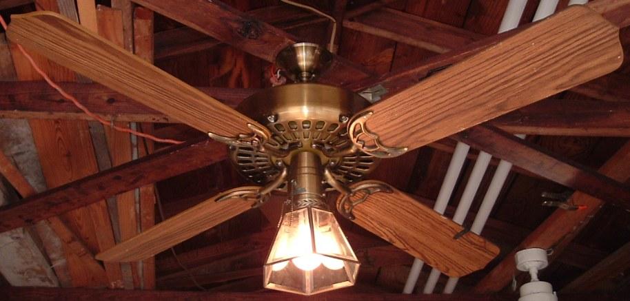 Evergo Ceiling Fan Model 4p 8clw