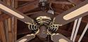 Evergo Ceiling Fan Model 4P-8CLW