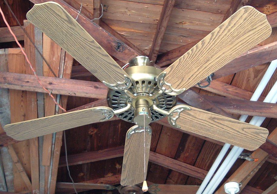 Evergo Ceiling Fan Model 5e 8lw P3s