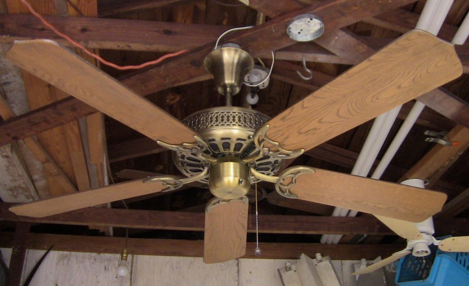1980s Ceiling Fans : Evergo ceiling fan model quot p lw