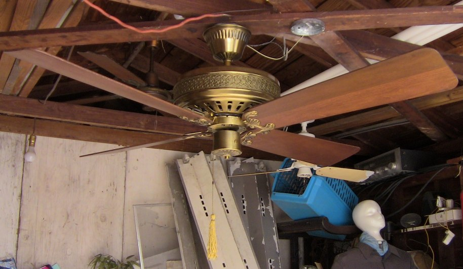 Fasco Olde South Ceiling Fan Model 950 Cb