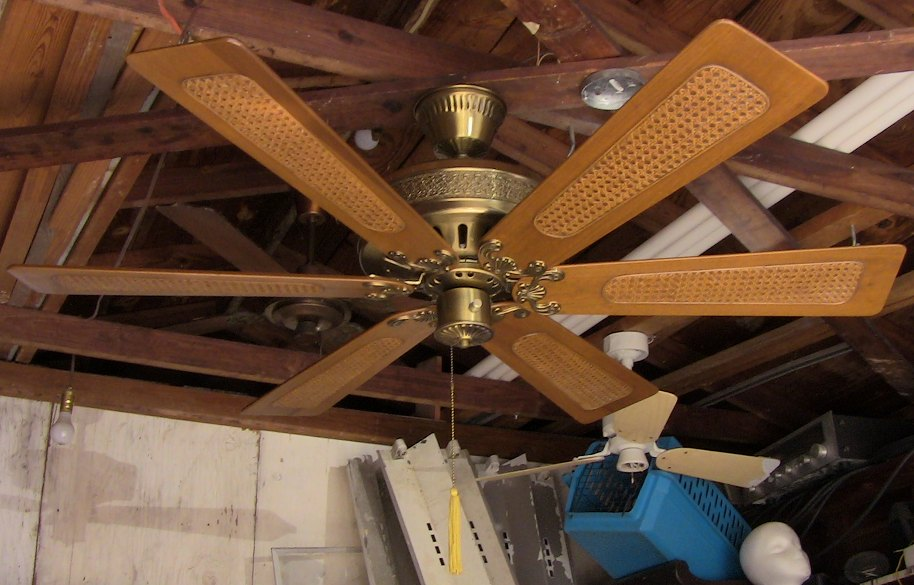 Fasco World S Fair Ceiling Fan Model 962cb