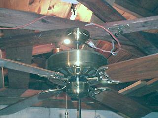 Hampton Bay Ceiling Fan Model 8x52