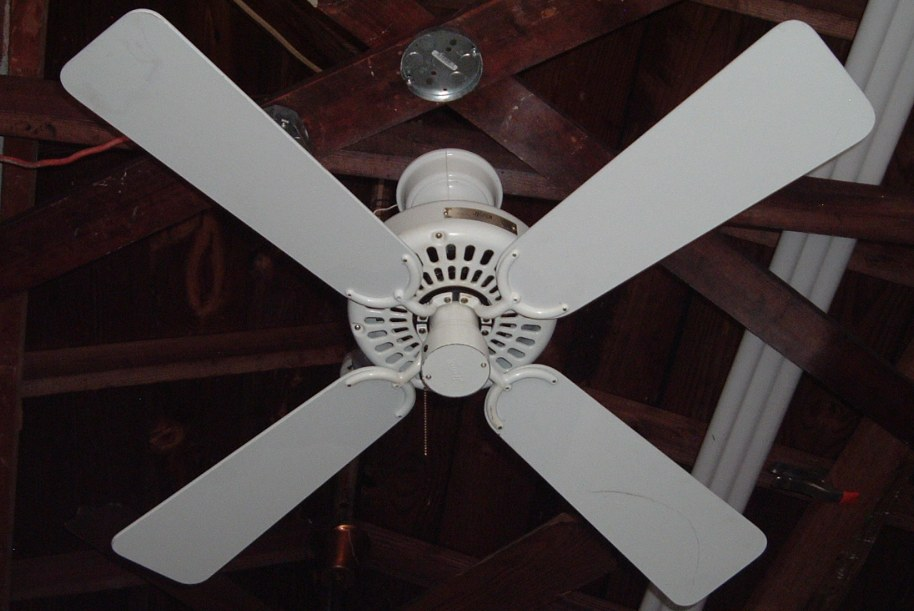 Hunter Original 42 Inch Ceiling Fan Cat No 23827 004