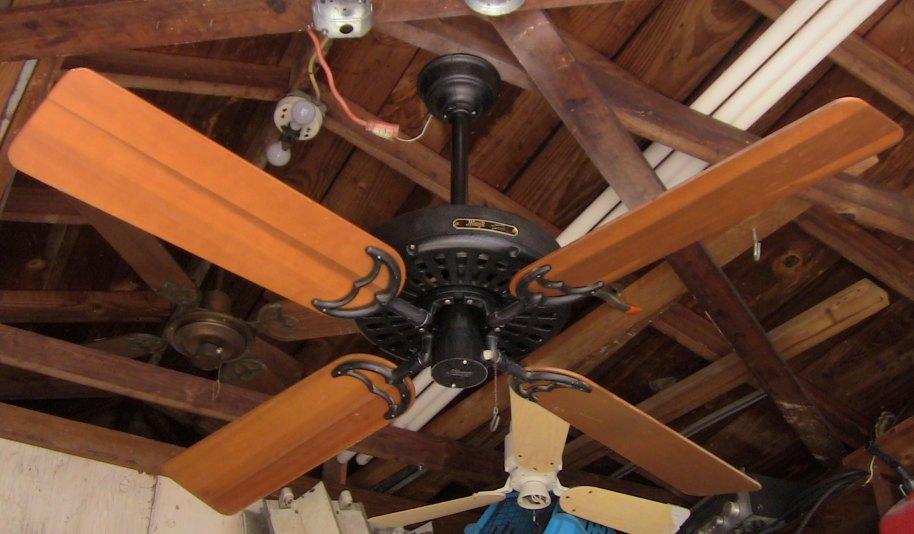 Hunter Original Robbins Amp Myers Ceiling Fan Cat No