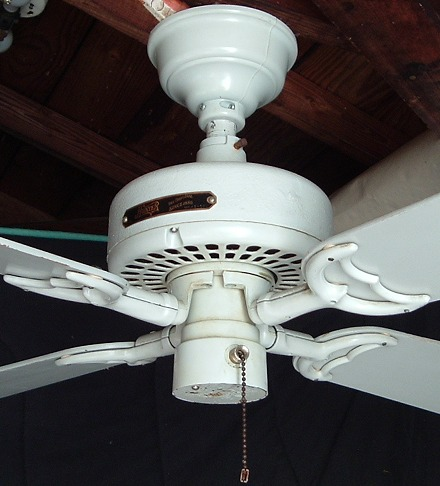 Hunter Original Robbins And Myers 38 Inch Ceiling Fan