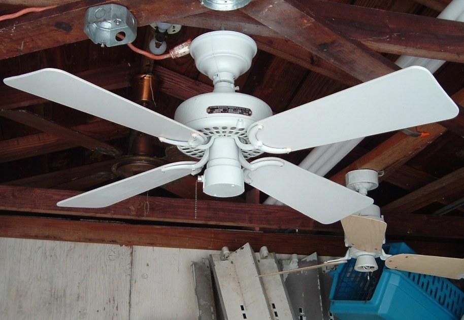 Hunter Original Robbins Amp Myers 36 Inch Ceiling Fan Cat