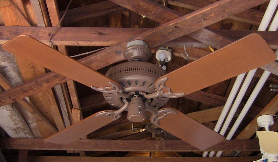 Hunter Studio Series Ceiling Fan Model 22417