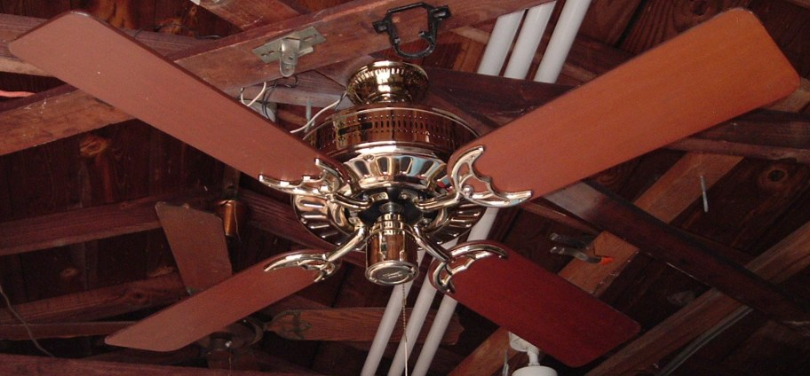 Hunter Studio Series Ceiling Fan Model 22424