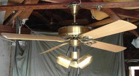 Key Largo Ceiling Fan Model Unknown