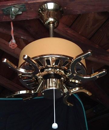 Classic Ceiling Fan Gear Drive Ceiling Fan