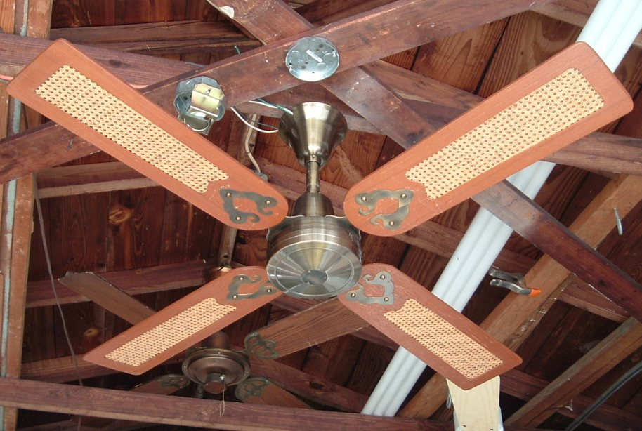 Montgomery Ward Ceiling Fans Model 4e 3lw