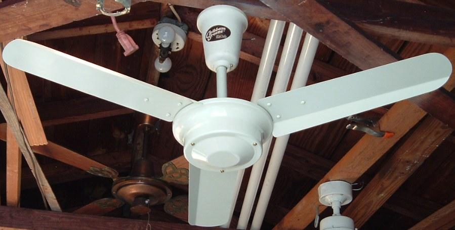 Moss caribbean breeze 36 inch metal blade ceiling fan aloadofball Choice Image
