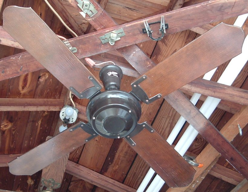 Air Cool Moss 4 Sd Regulator Used For This Ceiling Fan
