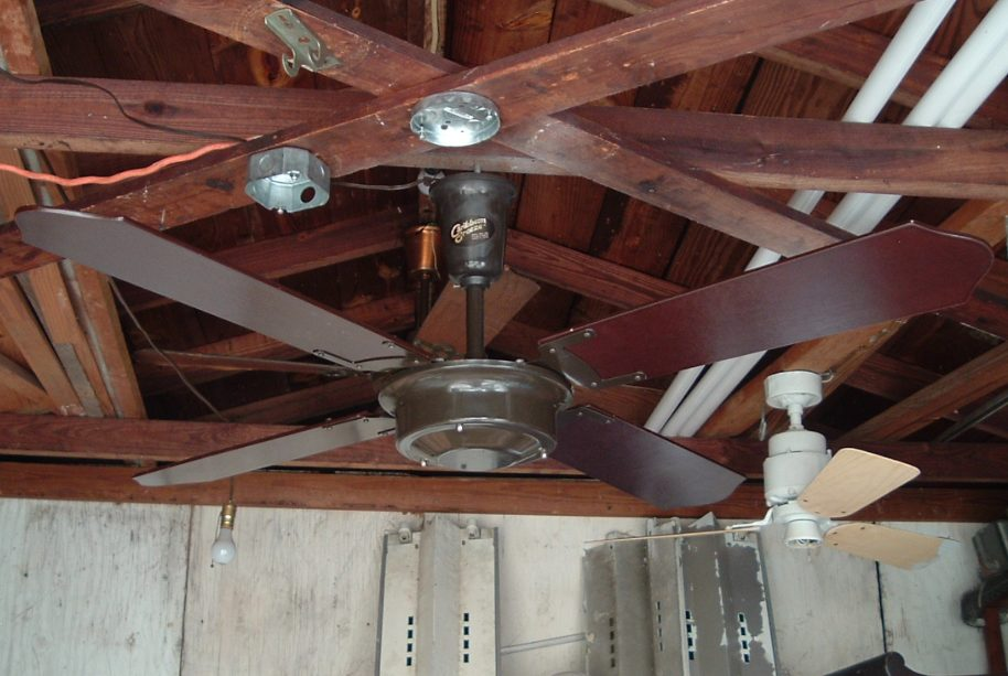 Moss Shi Chen 4 Sd Regulator Used For This Ceiling Fan