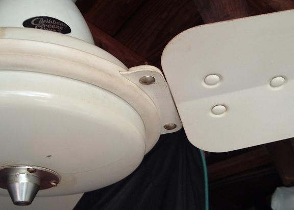 Moss Caribbean Breeze Mark V Prototype Ceiling Fans