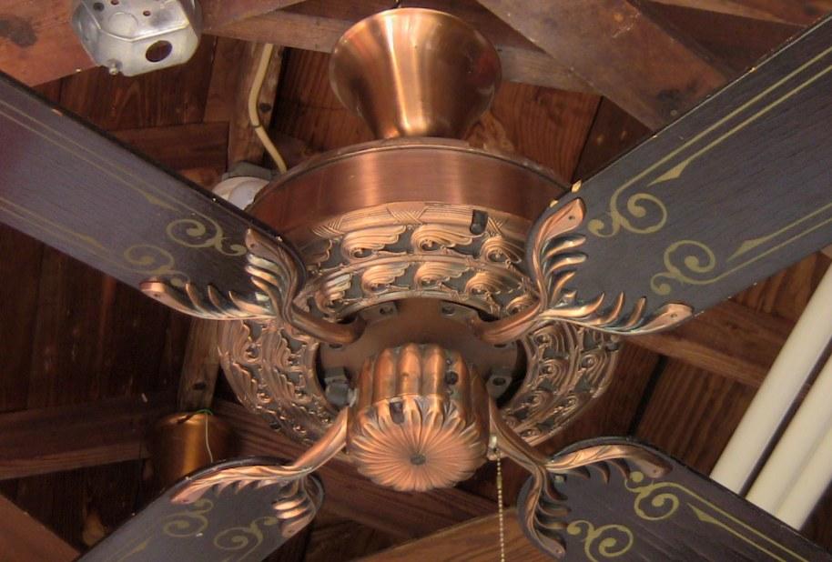 Moss Heirloom Olympus Ceiling Fan Model Hf 200 Series