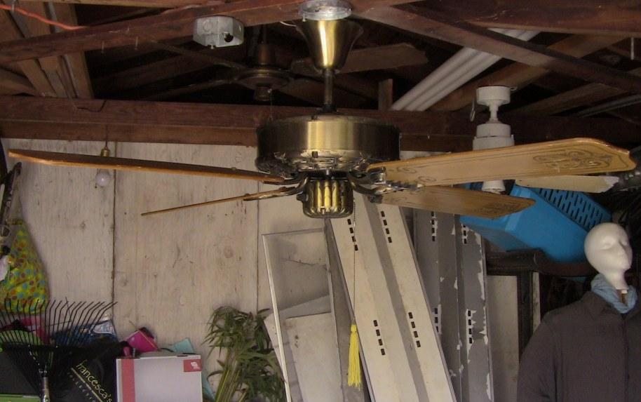 Moss Heirloom Olympus Ceiling Fan Model Hf 600 Series