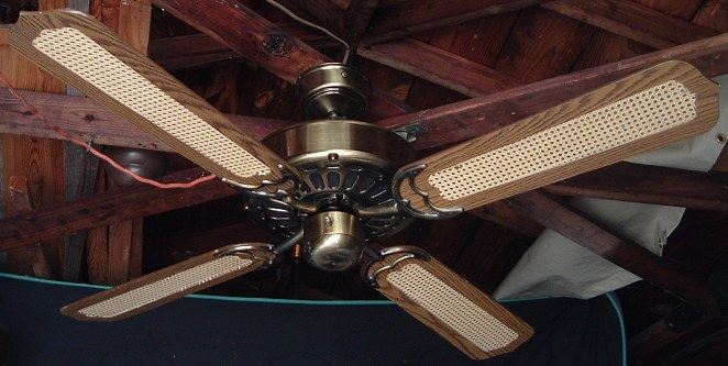 Moss HF 100 Series Heirloom Ceiling Fan